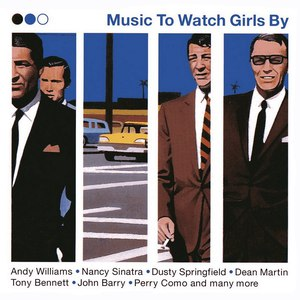 Andy Williams альбом Music to Watch Girls By