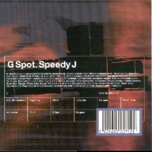 Speedy J альбом G Spot.