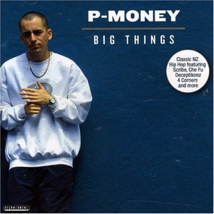 P-Money альбом Big Things