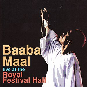 Baaba Maal альбом Live at the Royal Festival Hall