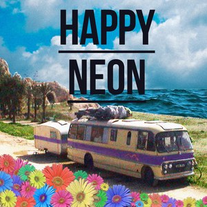 Neon Hitch альбом Happy Neon - EP