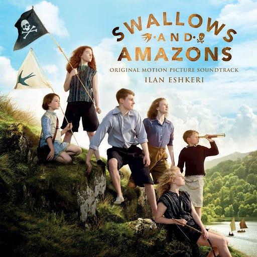 Ilan Eshkeri альбом Swallows And Amazons (Original Motion Picture Soundtrack)