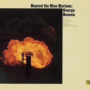 George Benson альбом Beyond The Blue Horizon