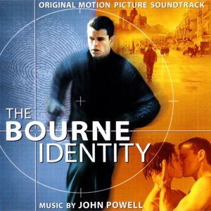 John Powell альбом The Bourne Identity (Original Motion Picture Soundtrack)