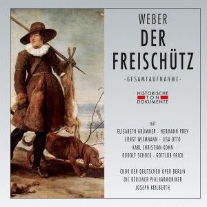 Carl Maria Von Weber альбом Der Freischütz