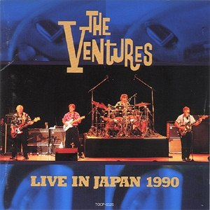 The Ventures альбом Live In Japan 1990