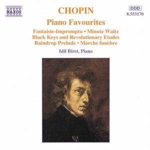 Frédéric Chopin альбом CHOPIN: Piano Favourites, Vol. 1
