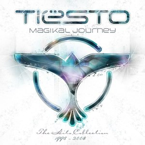 Tiësto альбом Magikal Journey (The Hits Collection 1998-2008)