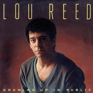 Lou Reed альбом Growing Up in Public