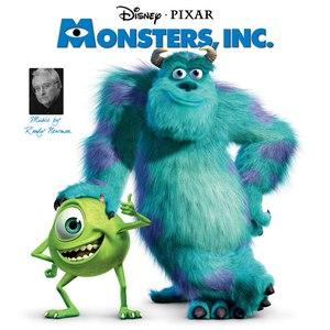 Randy Newman альбом Monsters, Inc.