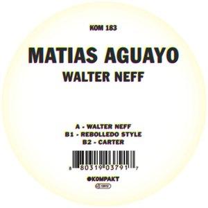 Matias Aguayo альбом Walter Neff
