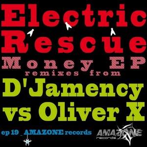 Альбом Electric Rescue Money - EP