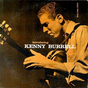 Kenny Burrell альбом Introducing Kenny Burrell