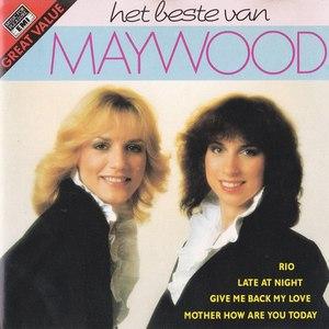 Maywood альбом Het beste van Maywood