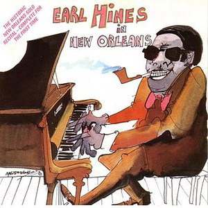 Earl Hines альбом Earl Hines in New Orleans