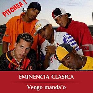 Eminencia Clasica альбом Vengo manda'o