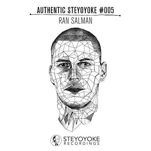 Ran Salman альбом Ran Salman Presents Authentic Steyoyoke #005