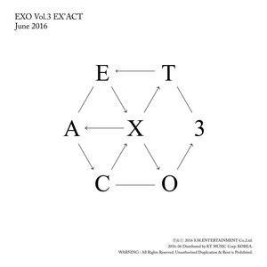 EXO альбом EX'ACT