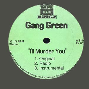 Gang Green альбом I'll Murder You