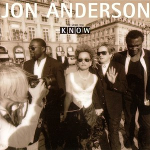 Jon Anderson альбом The More You Know