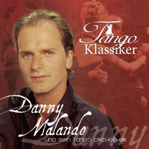 Danny Malando альбом Tango Klassiker