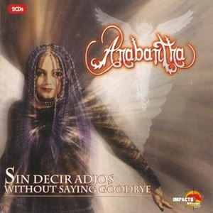 Anabantha альбом Without Saying Goodbye