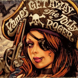 Vamps альбом GET AWAY/THE JOLLY ROGER
