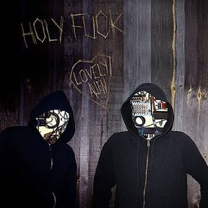 Holy Fuck альбом Lovely Allen