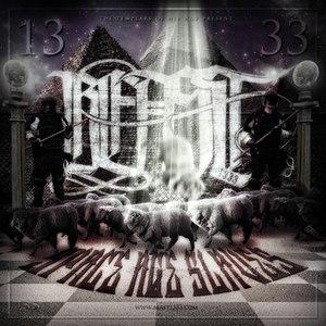 Beast 1333 альбом Space Age Slaves