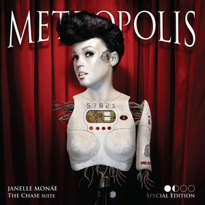 Janelle Monáe альбом Metropolis: The Chase Suite (Special Edition)