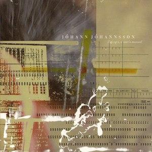 Jóhann Jóhannsson альбом IBM 1401, A User's Manual