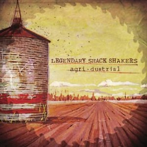 Th' Legendary Shack*Shakers альбом Agridustrial
