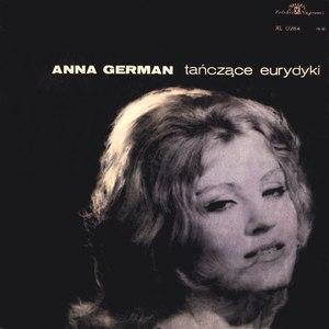 Anna German альбом Tańczące Eurydyki