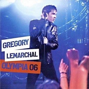 Grégory Lemarchal альбом Olympia 06