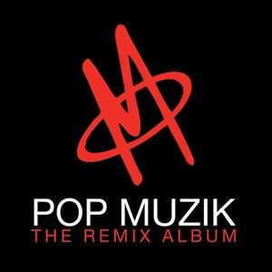 M альбом Pop Muzik - The Remix Album