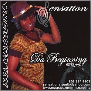 Sensation альбом Sensation: Da Beginning Mix CD