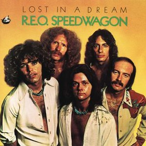 REO Speedwagon альбом Lost in a Dream