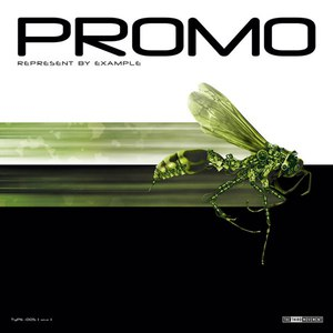 Promo альбом Represent by Example - Type Olive (005)