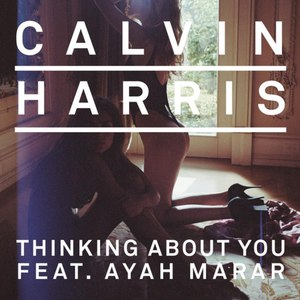 Calvin Harris альбом Thinking About You