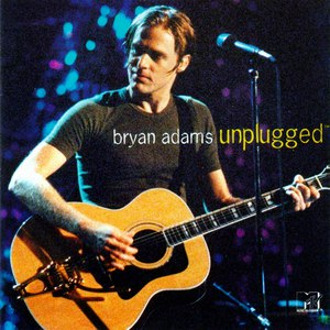 Bryan Adams альбом MTV Unplugged