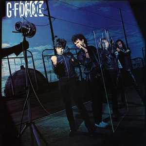 Gary Moore альбом G-Force