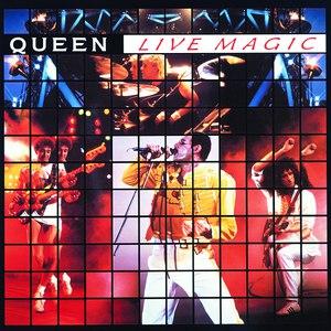 Queen альбом Live Magic