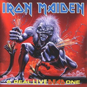 Iron Maiden альбом A Real Live Dead One