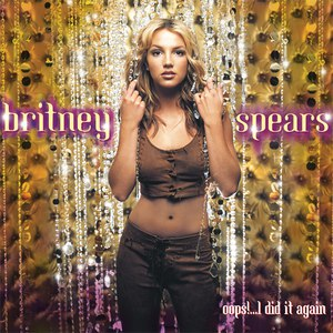 Britney Spears альбом Oops!...I Did It Again