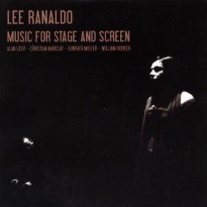 Lee Ranaldo альбом Music for Stage and Screen