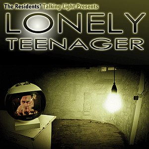 The Residents альбом Lonely Teenager