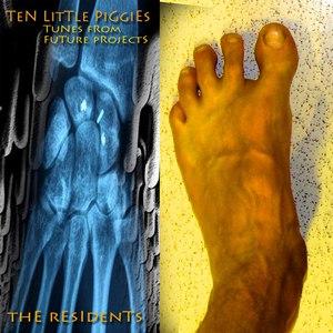 The Residents альбом Ten Little Piggies