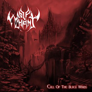 Wolfchant альбом Call Of The Black Winds
