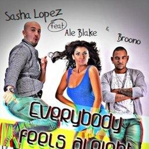 Sasha Lopez альбом Everybody Feels Alright