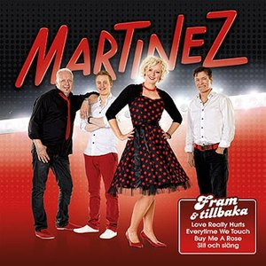 Martinez альбом Fram och tillbaka